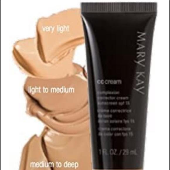 🎉New Mary Kay CC Cream, Very Light